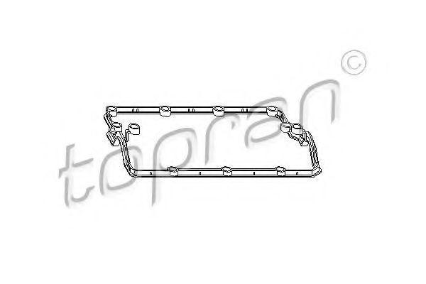 Прокладка клапанной крышки HANS PRIES/TOPRAN 111 925