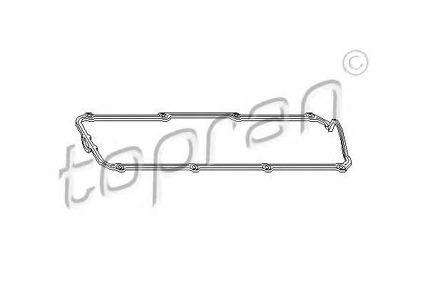 Прокладка клапанной крышки HANS PRIES/TOPRAN 100970