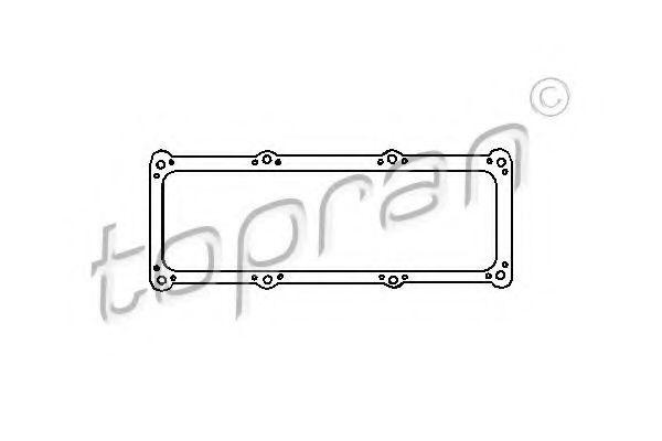 Прокладка клапанной крышки HANS PRIES/TOPRAN 100 984