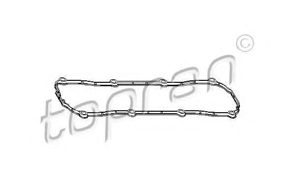 Прокладка клапанной крышки HANS PRIES/TOPRAN 109 835