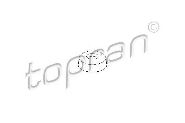 Кольцо уплотнительное клапанной крышки HANS PRIES/TOPRAN 100292