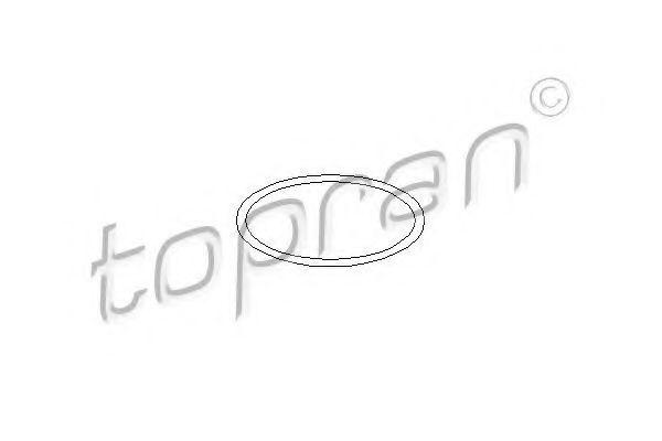 Насос водяной HANS PRIES/TOPRAN 100 571