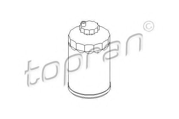 Фильтр топливный HANS PRIES/TOPRAN 101460