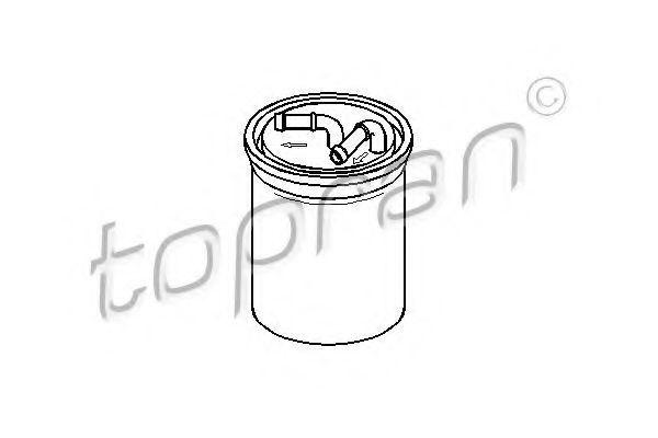 Фильтр топливный HANS PRIES/TOPRAN 110 862