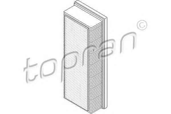 Фильтр воздушный HANS PRIES/TOPRAN 111 177
