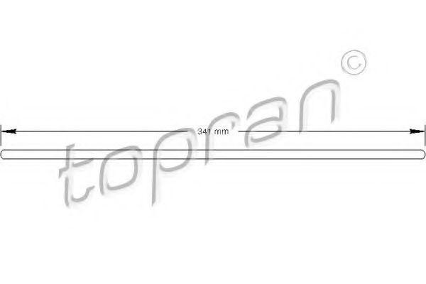 Центральный выключатель сцепления HANS PRIES/TOPRAN 100 074