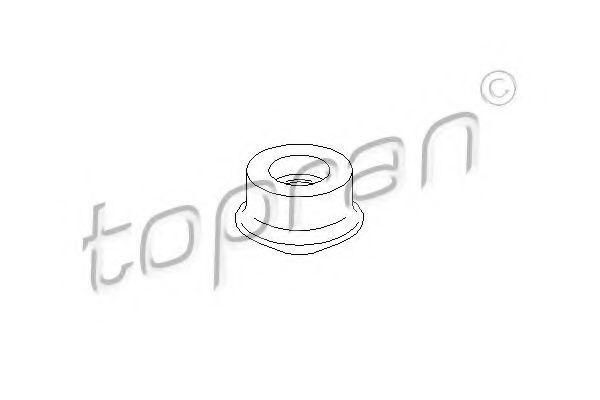 Опора двигателя HANS PRIES/TOPRAN 107957