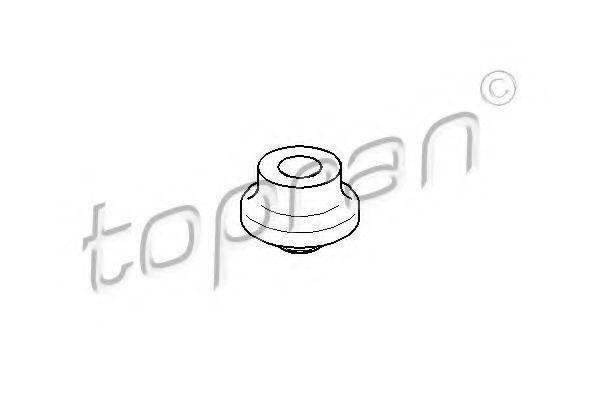 Опора двигателя HANS PRIES/TOPRAN 104422