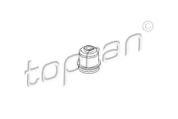 Опора двигателя HANS PRIES/TOPRAN 104291