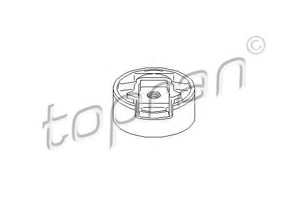Опора двигателя HANS PRIES/TOPRAN 110136