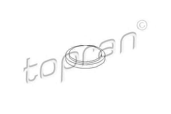 Заглушка фланца полуоси HANS PRIES/TOPRAN 100 084