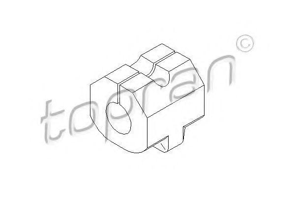 Втулка стабилизатора HANS PRIES/TOPRAN 103671