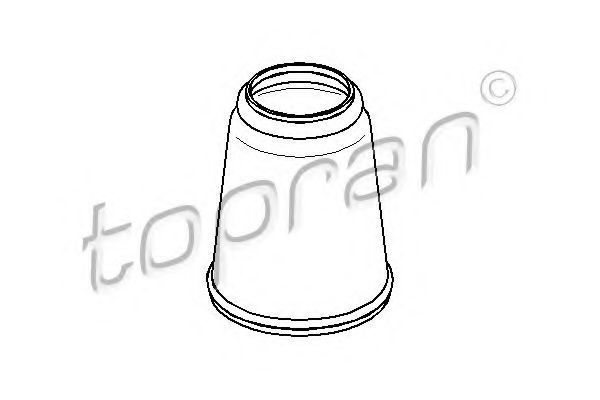Пыльник амортизатора HANS PRIES/TOPRAN 104 146