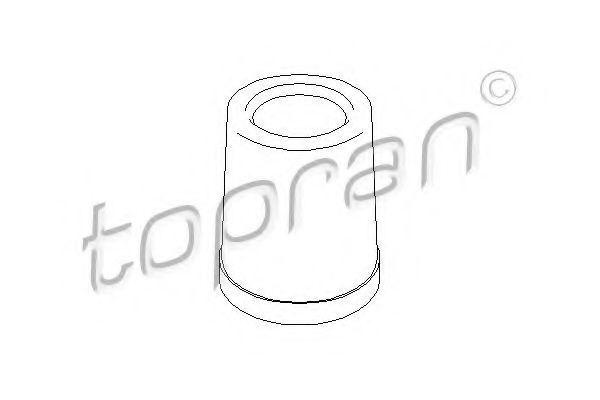 Пыльник амортизатора HANS PRIES/TOPRAN 107 670
