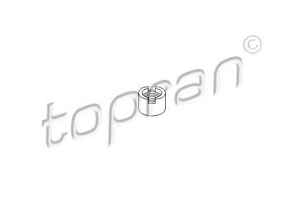 Гайка колонки HANS PRIES/TOPRAN 104 149