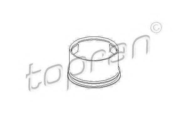 Пыльник амортизатора HANS PRIES/TOPRAN 108864