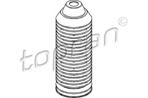 Пыльник амортизатора переднего HANS PRIES/TOPRAN 103496