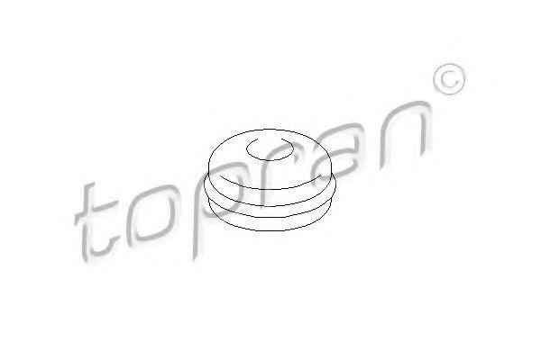 Колпак ступицы HANS PRIES/TOPRAN 104 189