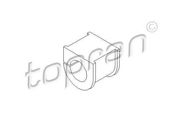 Втулка стабилизатора HANS PRIES/TOPRAN 109 699