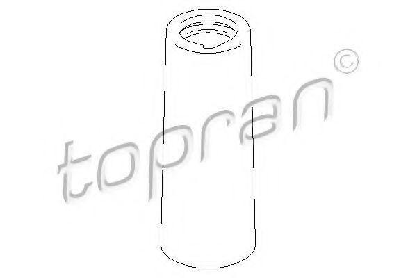 Пыльник амортизатора HANS PRIES/TOPRAN 107649