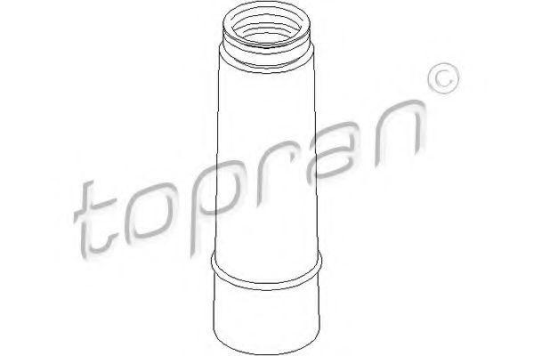 Пыльник амортизатора HANS PRIES/TOPRAN 107650