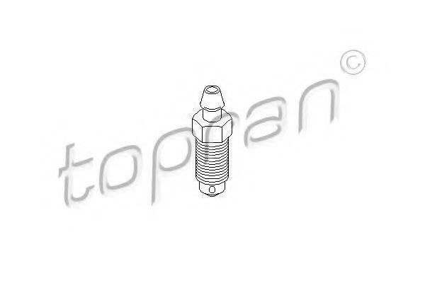 Вентиль воздушного клапана HANS PRIES/TOPRAN 107504