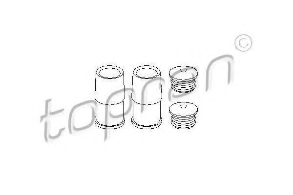 Ремкомплект тормозного суппорта HANS PRIES/TOPRAN 110679