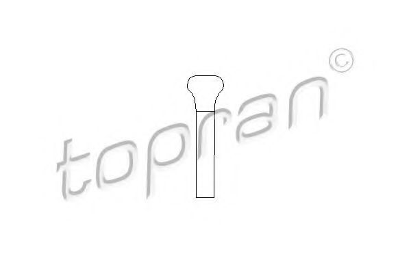 Кнопка запирания двери HANS PRIES/TOPRAN 102 877