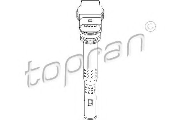 Катушка зажигания HANS PRIES/TOPRAN 111621