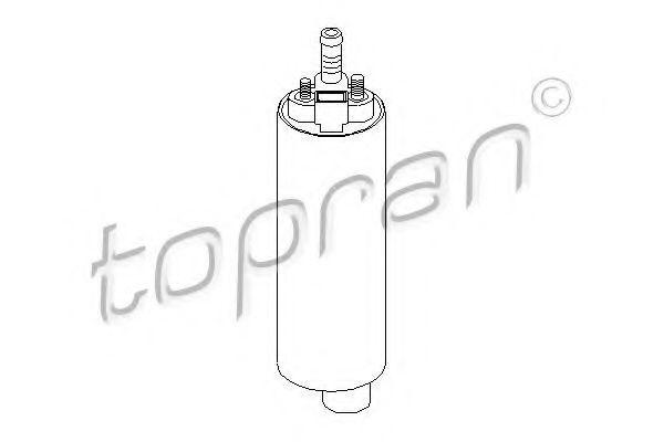 Насос топливный HANS PRIES/TOPRAN 108819