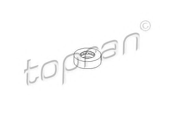 Подшипник опоры амортизатора HANS PRIES/TOPRAN 205 417