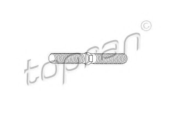 Тяга рулевая HANS PRIES/TOPRAN 200 380