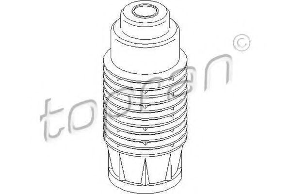 Защитный комплект амортизатора HANS PRIES/TOPRAN 200433
