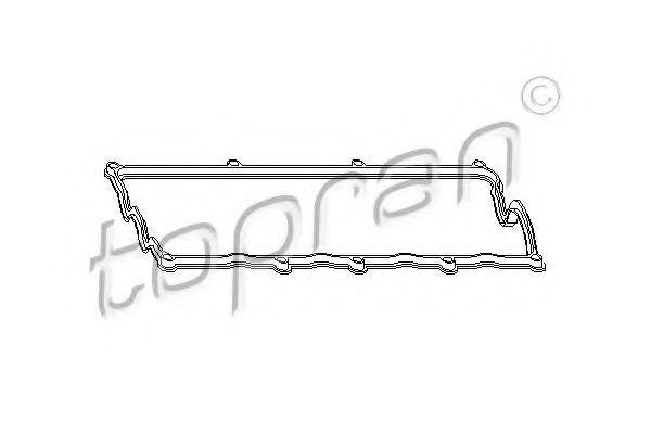 Прокладка клапанной крышки HANS PRIES/TOPRAN 206129
