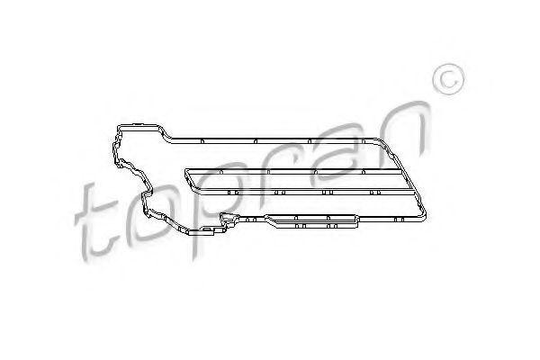 Прокладка клапанной крышки HANS PRIES/TOPRAN 206 516