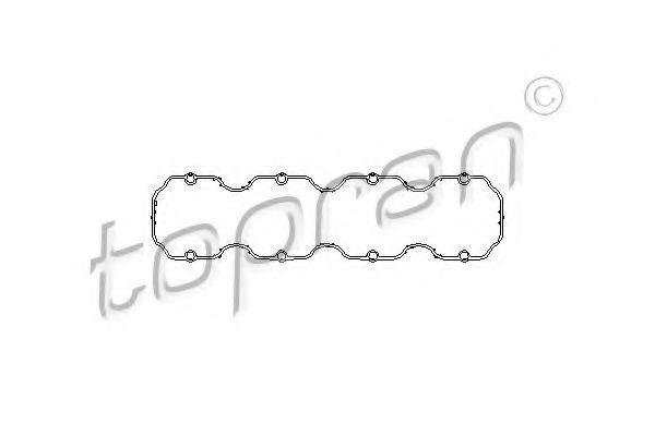 Прокладка клапанной крышки HANS PRIES/TOPRAN 201223