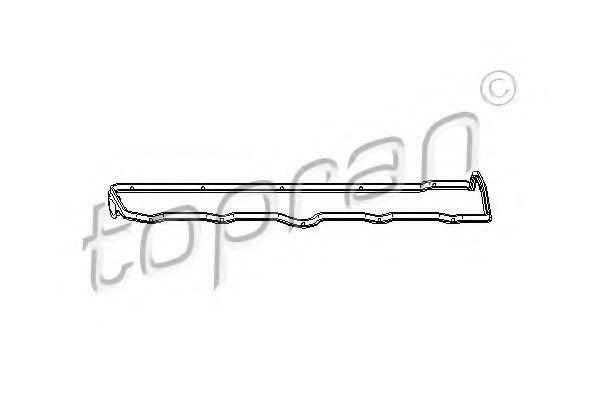 Прокладка клапанной крышки HANS PRIES/TOPRAN 201 231
