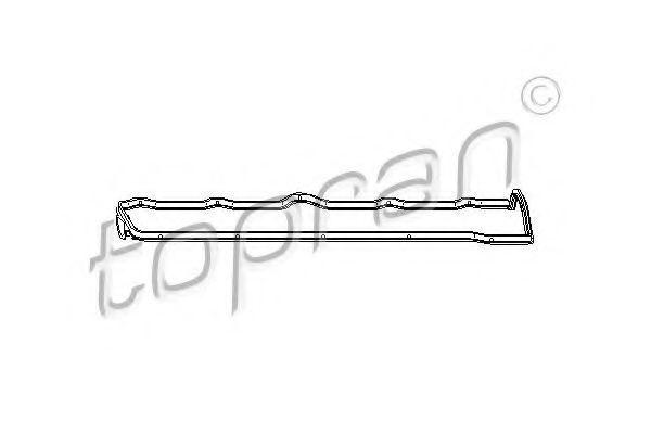 Прокладка клапанной крышки HANS PRIES/TOPRAN 201 232