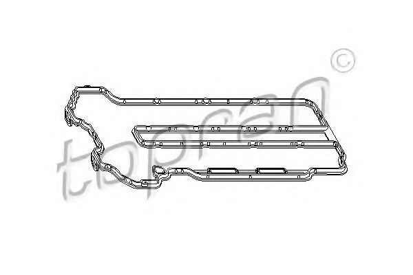Прокладка клапанной крышки HANS PRIES/TOPRAN 206 134