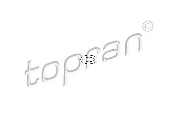 Прокладка масляного насоса HANS PRIES/TOPRAN 205589