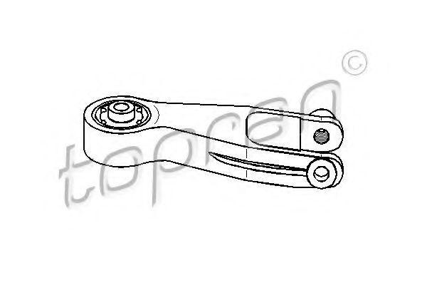 Опора двигателя HANS PRIES/TOPRAN 206 154