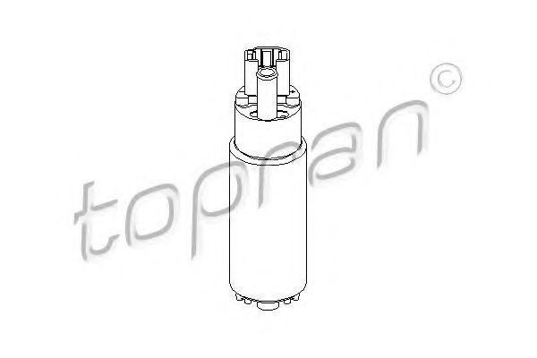 Насос топливный HANS PRIES/TOPRAN 205 627