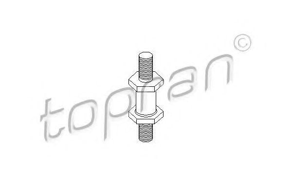 Насос топливный HANS PRIES/TOPRAN 201 619