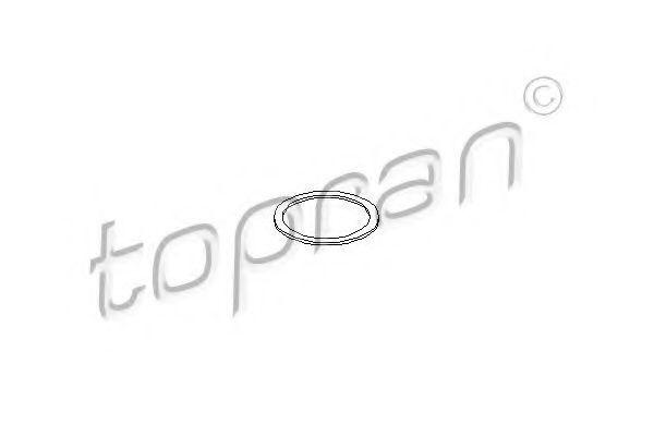 Кольцо форсунки топливной HANS PRIES/TOPRAN 206 580