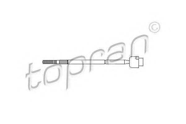 Тяга рулевая HANS PRIES/TOPRAN 206 447