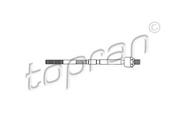 Наконечник рулевой тяги HANS PRIES/TOPRAN 205773