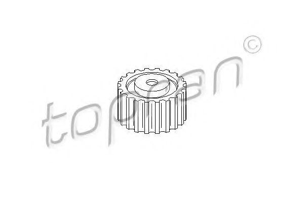 Ролик направляющий HANS PRIES/TOPRAN 207016