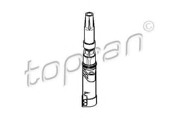 Катушка зажигания HANS PRIES/TOPRAN 207022