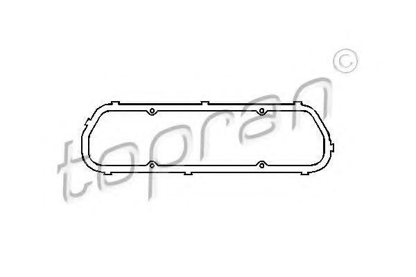Прокладка клапанной крышки HANS PRIES/TOPRAN 300 865