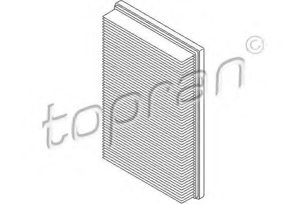 Фильтр воздушный HANS PRIES/TOPRAN 300 010